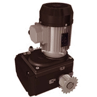 ERW Motor Gearboxes for greenhouse